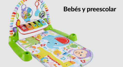 Juguetes para bebes y preescolar DelSol