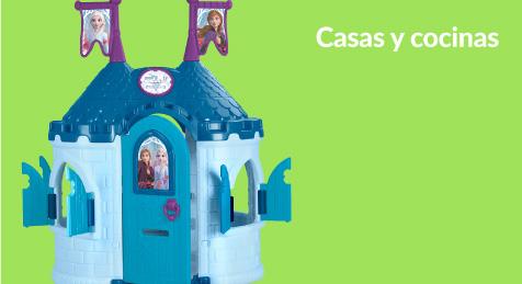 Casa de muñecas - Juguetes DelSol