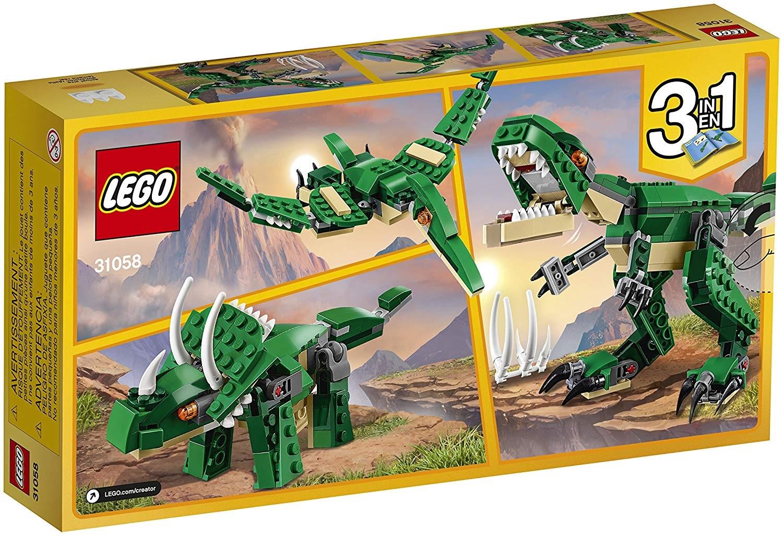 Grandes Dinosaurios Lego Delsol Este dinosaurio radiocontrol es increíblemente fiel al famoso. grandes dinosaurios lego